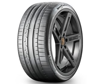 265/45R20 Continental SportContact 6 108Y