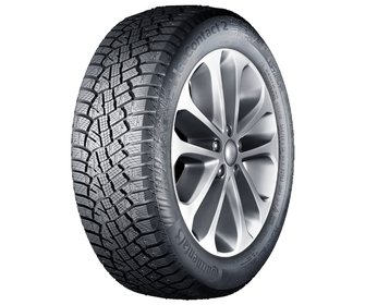 205/60R16 CONTINENTAL IceContact 2 96T