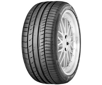 255/45R18 Continental ContiSportContact 5 SSR 99W